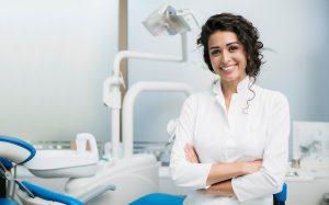 tipos de dentistas
